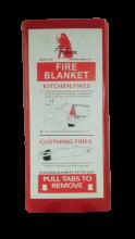 Jamaica Fire Blanket