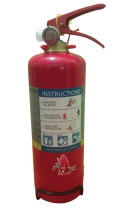 Jamaica 2kg ABC Powder Extinguisher