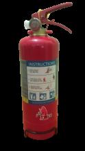Jamaica 2kg ABC Powder Extinguisher