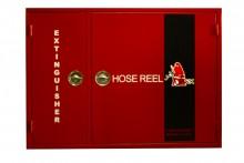 Mild Hose Reel cabinet (1050x750x300mmhose reel 1