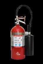 Jamaica 10lb CO2 Extinguisher (UL Standard)