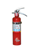 Jamaica 2.5lb ABC Powder Extinguisher (UL Standard)