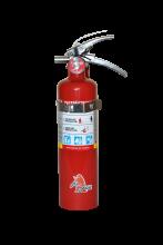 Jamaica 2.5lb ABC Powder Extinguisher (UL Standard)