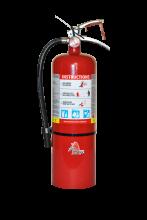 Jamaica 10lb ABC Powder Extinguisher (UL Standard)