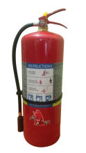 Jamaica 9kg ABC Powder Extinguisher