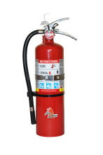 Jamaica 5lb ABC Powder Extinguisher (UL Standard)