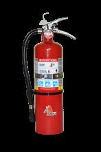 Jamaica 5lb ABC Powder Extinguisher (UL Standard)