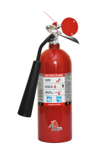 Jamaica 5lb CO2 Extinguisher (UL Standard)